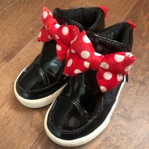 Sweet Minnie Booties